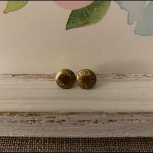 💯 Auth Louis Vuitton riviet earrings